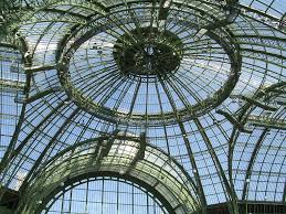 Coupole du Grand palais Paris